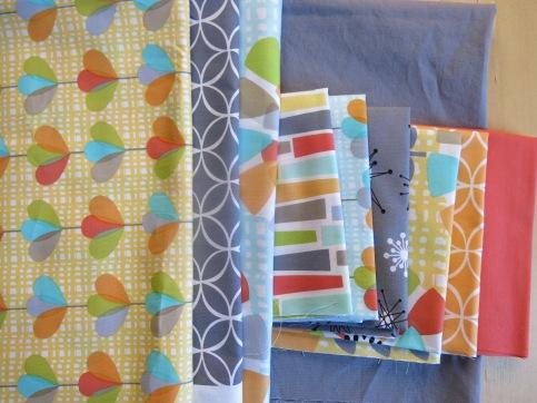 Starting fabrics