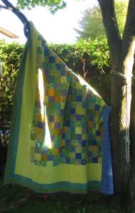 First Quilt